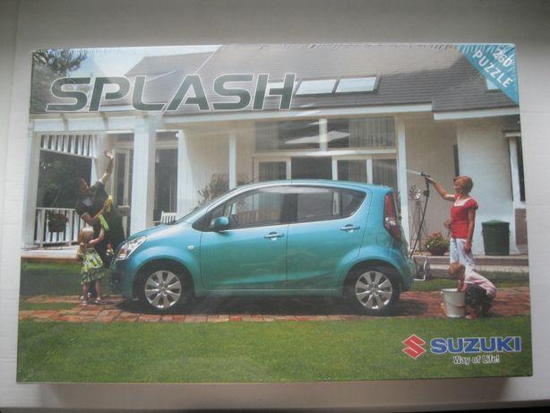 Puzzle auto Puzzle samochód Puzzle Suzuki Splash 260 elementów