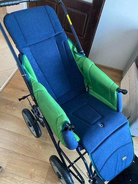Wózek inwalidzki specjalny typu Comfort