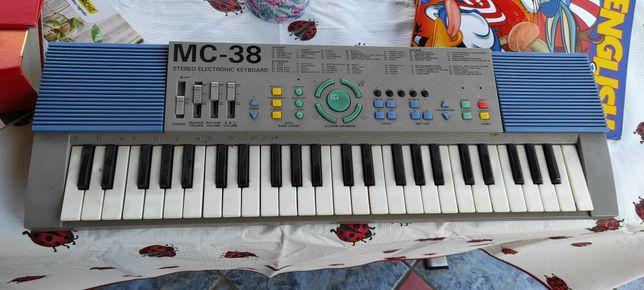 Organy keyboard organki mc 38