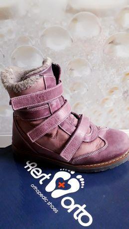 Ботинки ортопедические (зима) 33 р.