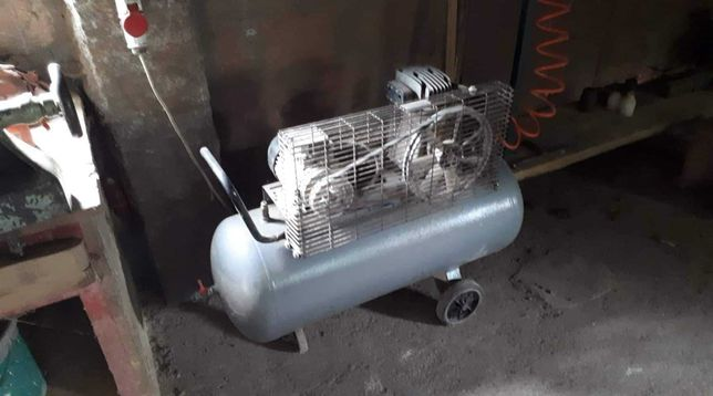 Compressor Trifasico