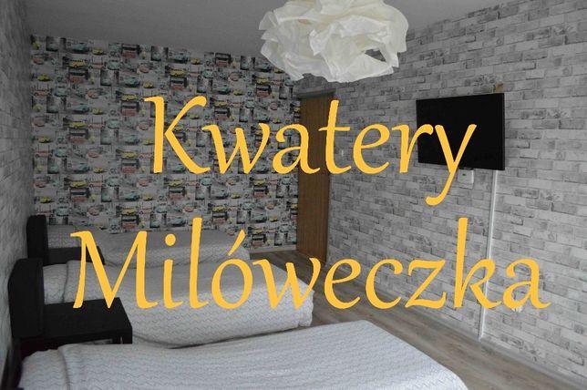 Tanie noclegi i kwatery pracownicze w Łodzi na Teofilowie Milóweczka 3
