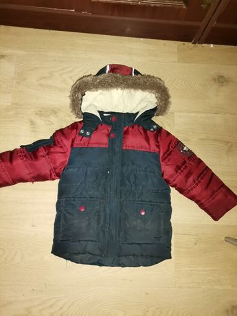 Zimowa kurtka 98 do 104cm