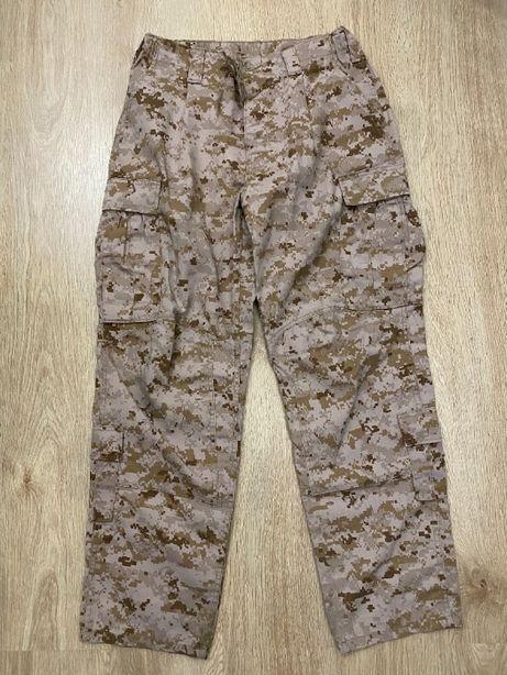 Spodnie Marines DESERT MARPAT FR kontrakt - MR
