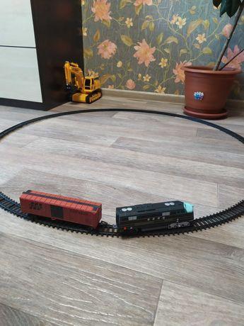 Железная дорога,поезд