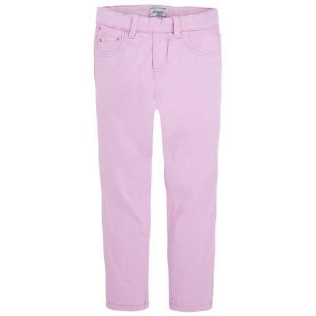 Mayoral spodnie miękkie fioletowe 8 lat 128 cm
