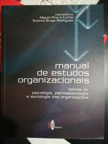Manual de Estudos Organiaicionais