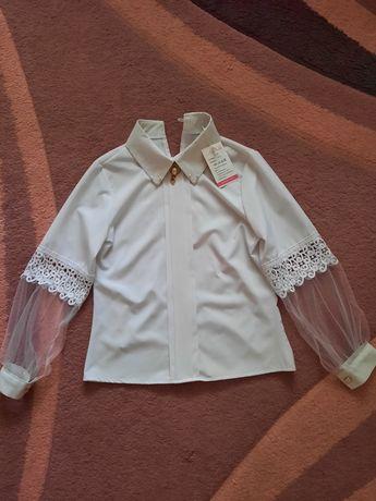 Новая блуза на девочку