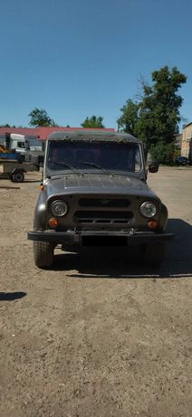 автомобиль УАЗ 469 Б в нормальном состоянии