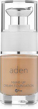 Тональный крем Aden 1, тональная основа Аден