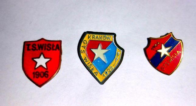 Wisła Kraków - odznaki