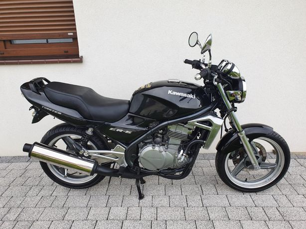 Kawasaki Er 5 кавасакі ер 5 Er 500A Cb 500