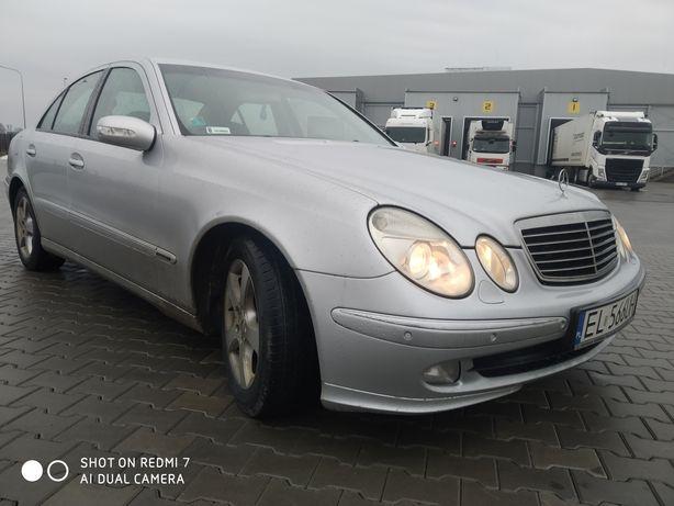 Mercedes Benz 320 CDI 4matic zamiana na terenowy