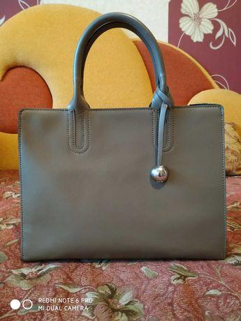 Натуральная кожа сумка