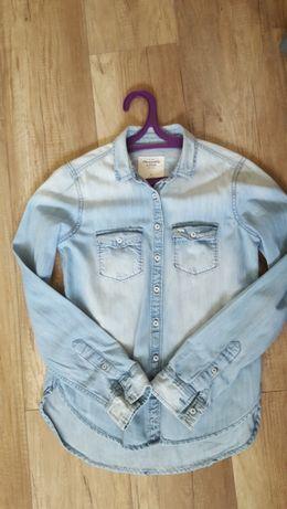 Koszula jeans Abercrombie&Fitch