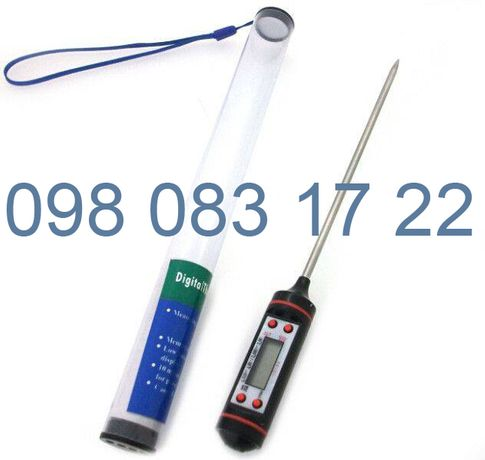 Термометр градусник пищевой кулинарный щуп ТР 101