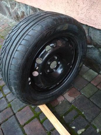 Продам запаску - на колесо 195/55R15 Шкода Фабіа універсал - 1050 грн
