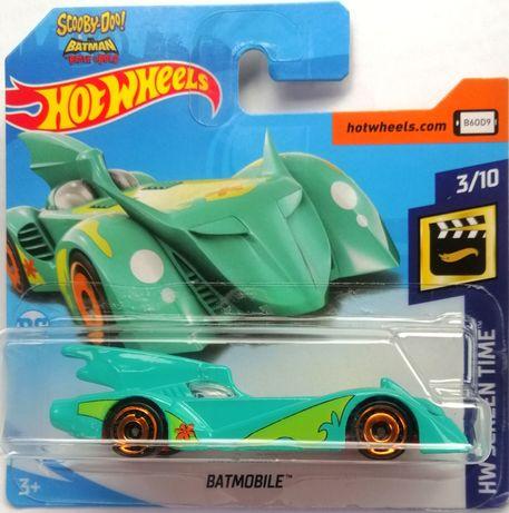 Hot wheels Batman Scooby Doo Batmobile model