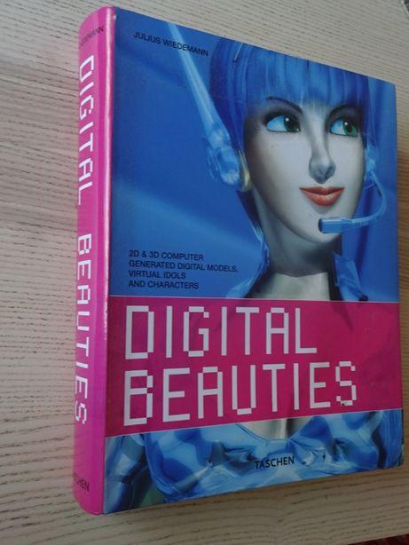 Digital Beauties 2D & 3D Computer Generated Digital Models