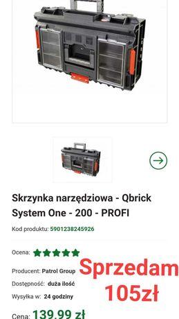 Skrzynka qbrick one 200 profi