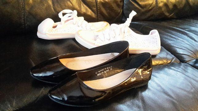 2 pary butów dla dziewczynki