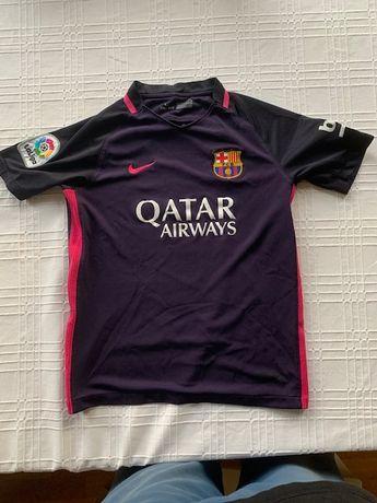 Wyjazdowa koszulka Nike FC Barcelona sezon 2016/17