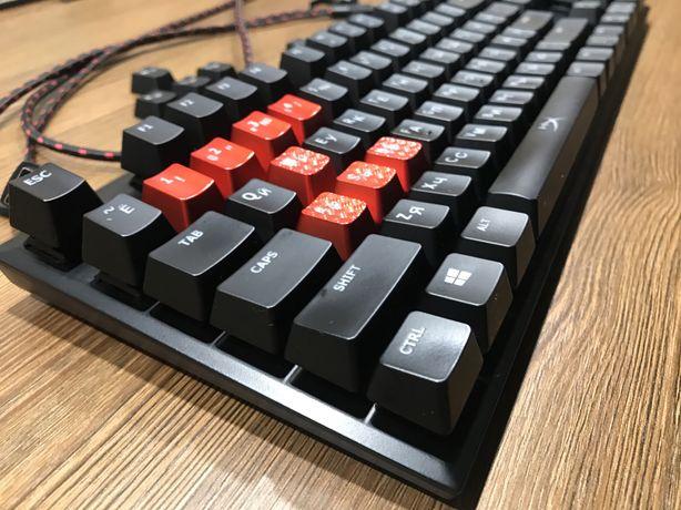 Игровая клавиатура HyperX Alloy fps