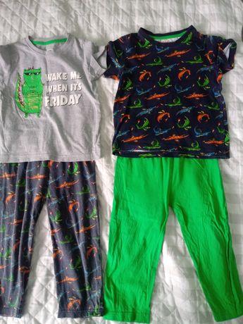 Piżamy rozmiar 98