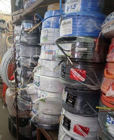 Продам кабель-провод шввп ПВС*2.5 2х2.5-2х1.5-3х4.3х2.5ВВГ