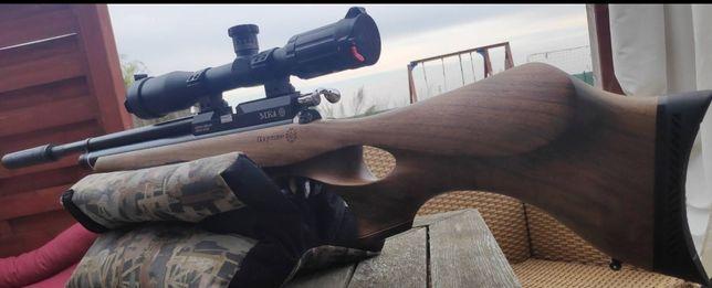 Daystate MK4  4.5mm .177 + luneta MTC Mamba wiatrówka karabinek pcp