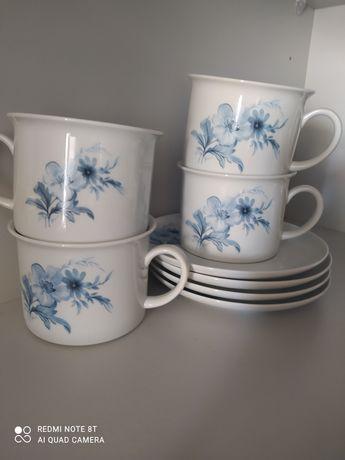 Conjunto de Chávenas de Chá