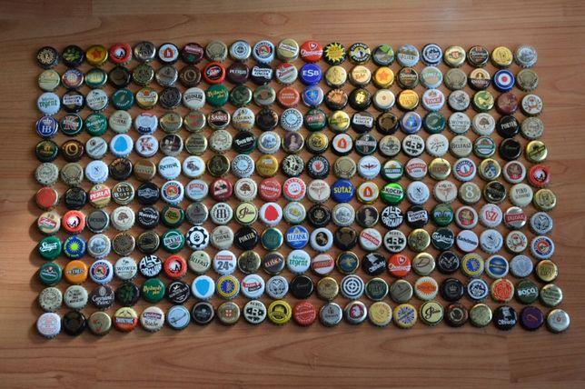 Kapsle od piwa kolekcja 1000 szt