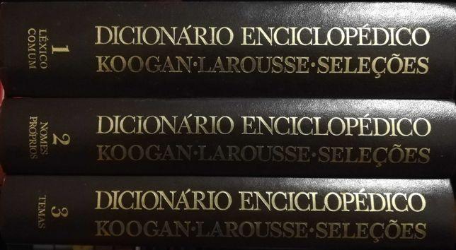 Dicionário Enciclopédico Koogan - Larousse - Seleções