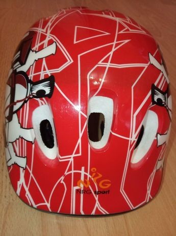 Шлем велосипедный, для роликов