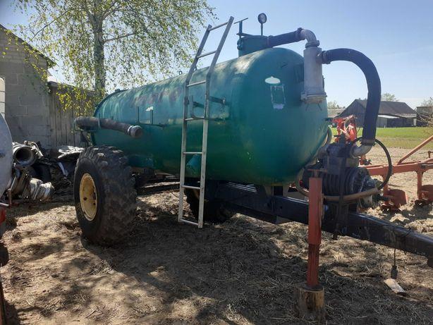 Wóz asenizacyjny beczka beczkowóz 4000 litrów