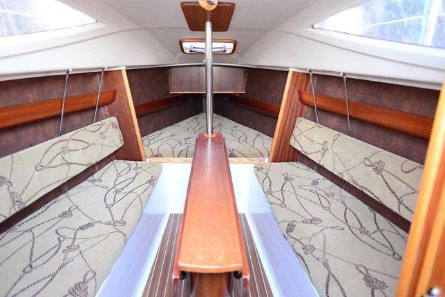 Czarter jachtu Maxus 24, jacht, żaglówka, jez.Nidzkie