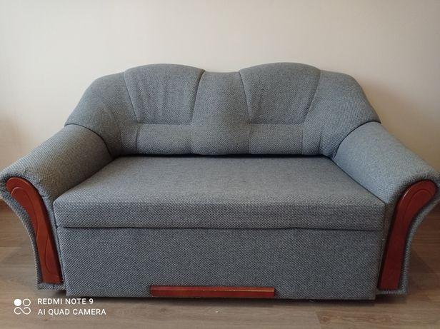 Sofa  dwuosobową rozkładana
