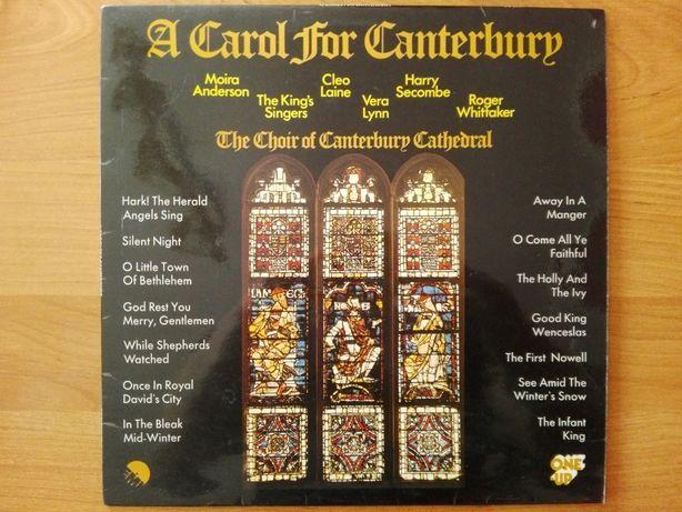 kolędy po angielsku w wykonaniu chóru katedralnego i solistów