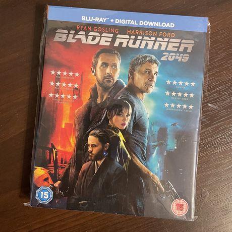 Blade Runner 2049 blu ray disc (Бегущий по лезвию фильм второй)