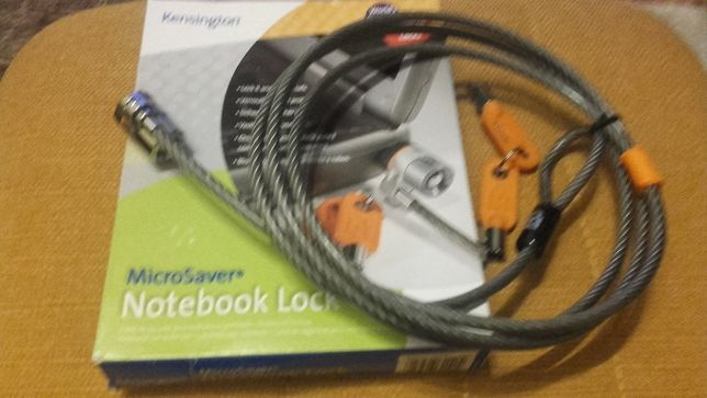 Linka zabezpieczająca MicroSaver Kensington 64020