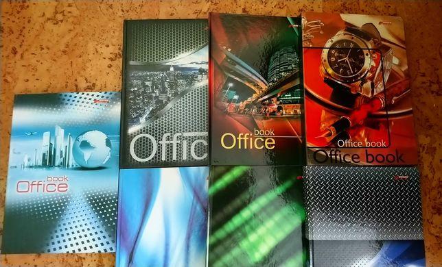 """Продам блокноты / деловые книги А4 (""""Brisk Office""""), 96листов - 40грн."""