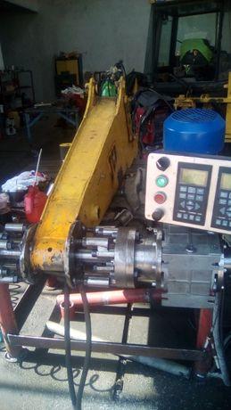 Tulejowanie wytaczanie otworów maszyn budowlanych/rolniczych