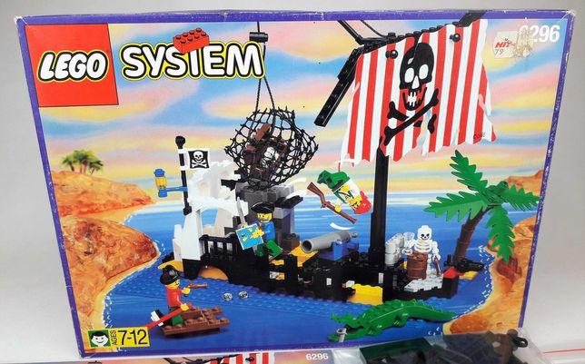 Lego System Piraci 6296 Shipwreck Island