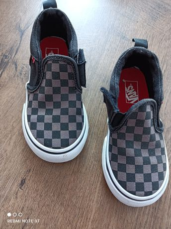 Buty Vans 24 chłopięce