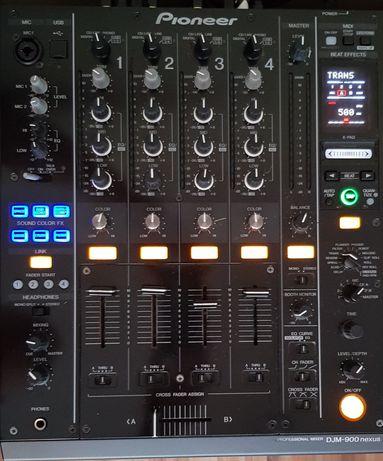 Mikser Pioneer DJM 900 nsx NEXUS PIERWSZY Właściciel Gwarancja