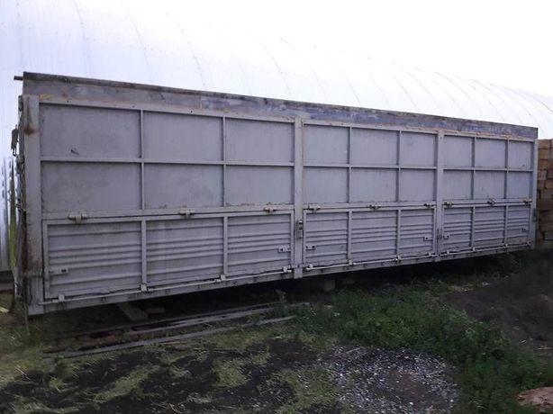 Кузов МАЗ 630305