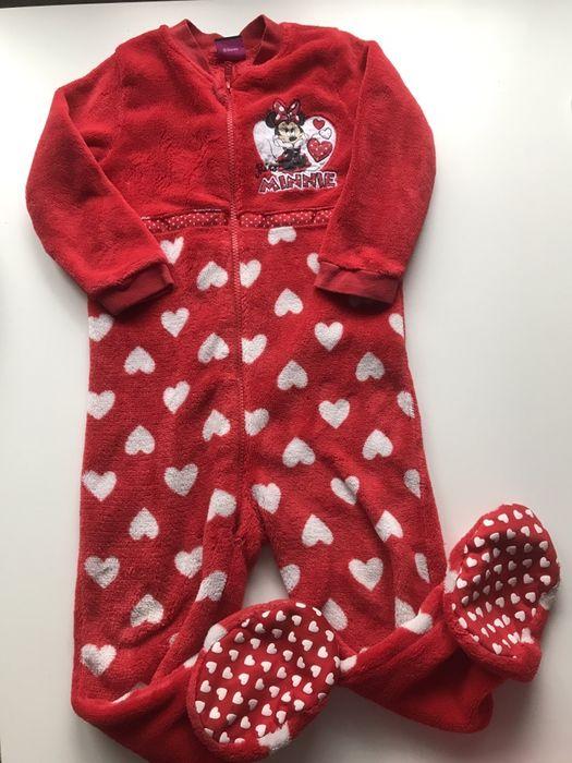 Piżamka pajacyk Minnie Lubin - image 1