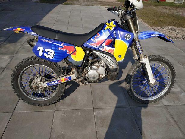 Yamaha DT 125   Po remoncie! Jeszcze na dotarciu