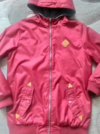 Куртка вітровка Waikiki, двостороння на флісі. 11-12 p.