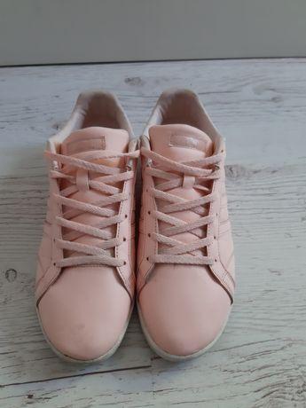 Różowa adidasy Adidas